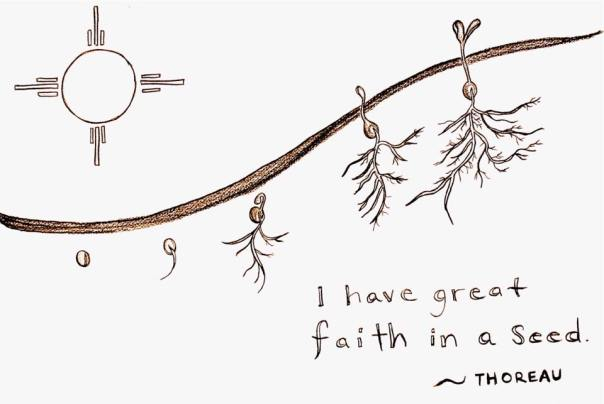 faith in seed